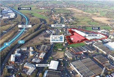 Photo 1 of Overland Park, Gelderd Road, Leeds, West Yorkshire LS27