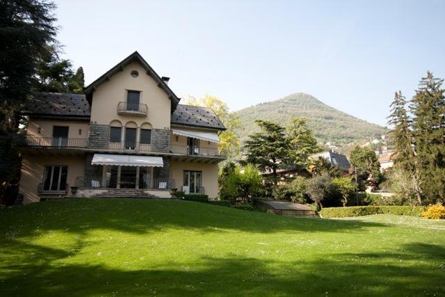 Thumbnail Property for sale in Double Villa, Cernobbio, Lake Como, Lombardy, Italy