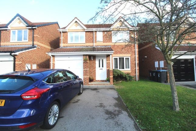 4 bed detached house to rent in Hexham Court, Sacriston, Durham DH7
