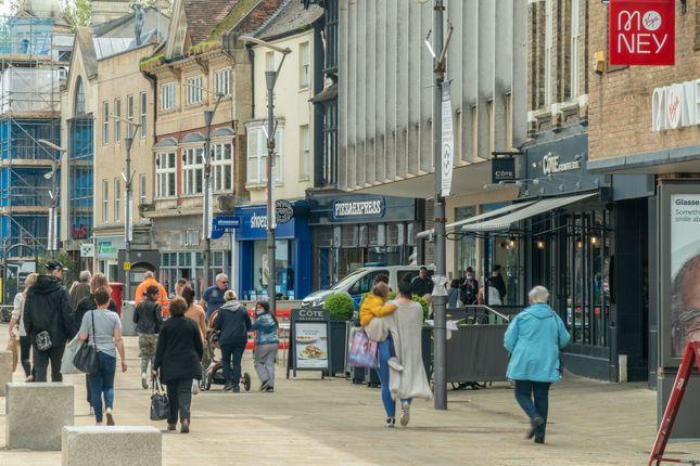 Thumbnail Retail premises for sale in Church Street, Peterborough