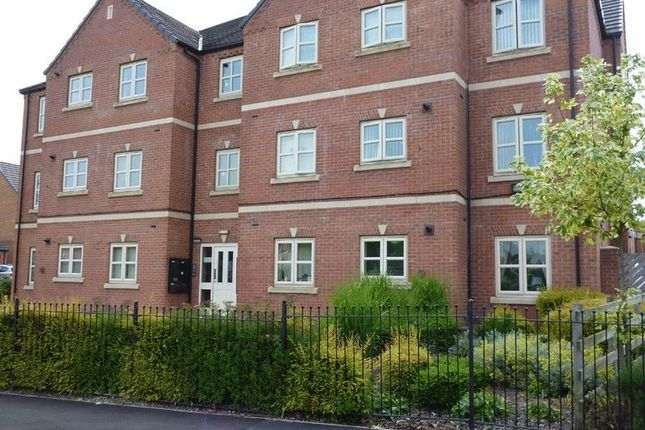 Thumbnail Flat to rent in West Green Avenue, Barnsley