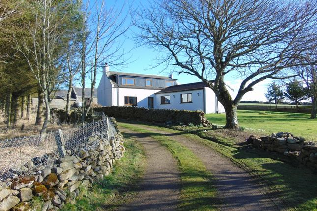 Thumbnail Detached house for sale in Sunnybrae Sunnybrae, New Aberdour