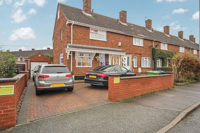 Thumbnail End terrace house for sale in Stephenson Way, Newton Aycliffe