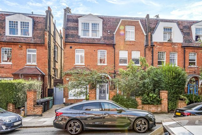 Thumbnail Semi-detached house for sale in Aberdare Gardens, South Hampstead, London