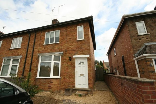 Thumbnail Property to rent in Old Leicester Road, Wansford, Peterborough