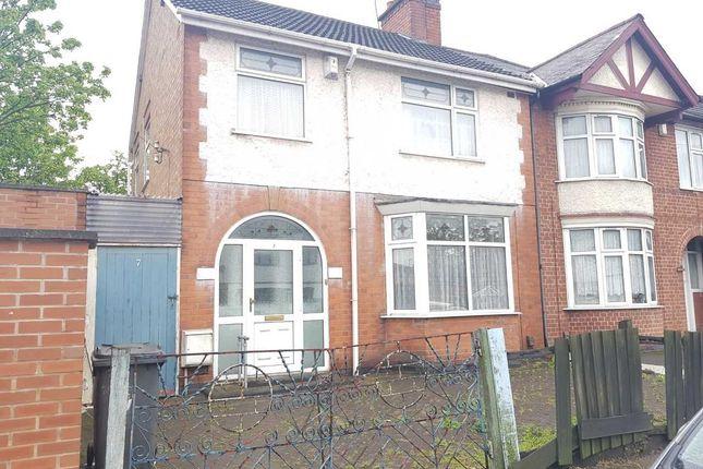 Bradbourne Road, Leicester LE5