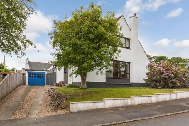 Thumbnail Detached house for sale in Burnside Avenue, Brookfield, Johnstone