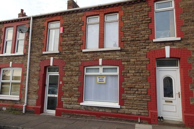 Thumbnail Property to rent in Mayfield Street, Taibach, Port Talbot
