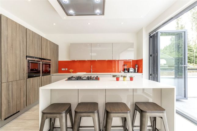 Thumbnail Detached house for sale in Oakleigh Avenue, Oakleigh Park
