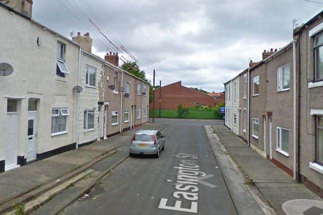 Easington.Png of Easington Street, Easington Colliery, Peterlee SR8