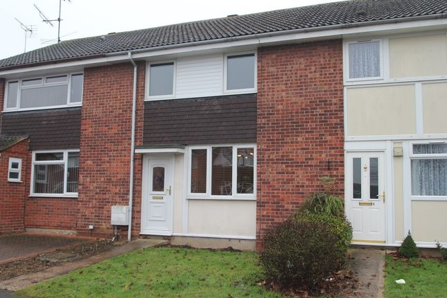 2 bed terraced house for sale in Christina Road, Witham