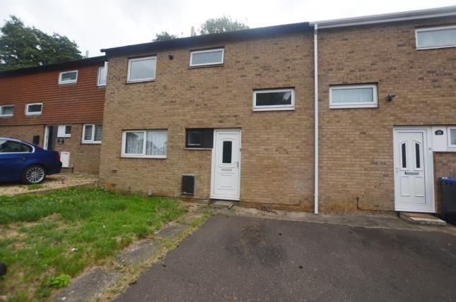 Front of Micklewell Lane, Northampton, Northamptonshire NN3