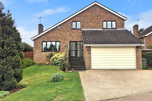 Thumbnail Detached house for sale in Glenfield Drive, Great Doddington, Northamptonshire