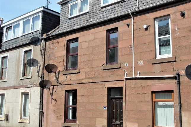 Thumbnail Flat to rent in Queen Street, Arbroath, Angus