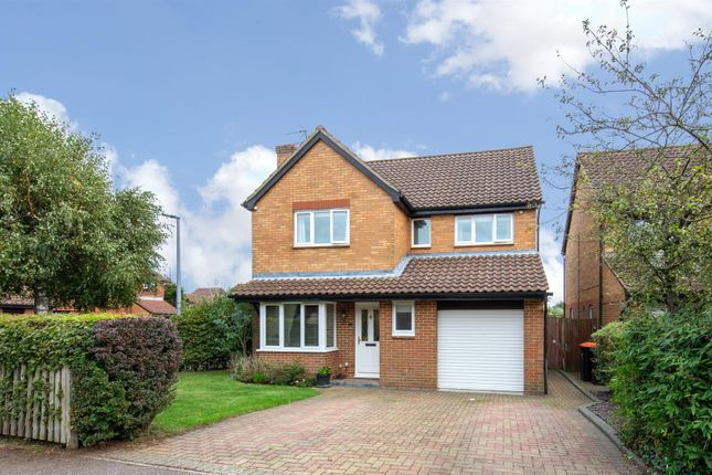 4 bed detached house for sale in Russell Road, Toddington, Dunstable LU5