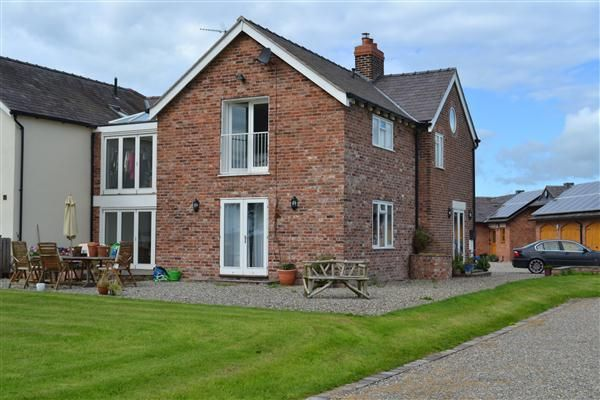 Thumbnail Semi-detached house for sale in Abbey Field Ellesmere Road, Bronington, Whitchurch
