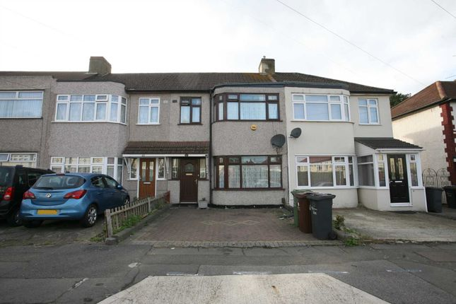 Thumbnail Terraced house to rent in Warley Avenue, Dagenham