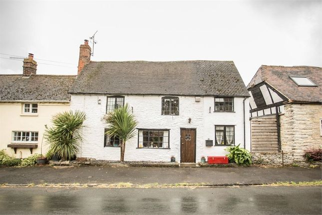 Thumbnail Semi-detached house for sale in Main Street, Cleeve Prior, Evesham, Worcestershire
