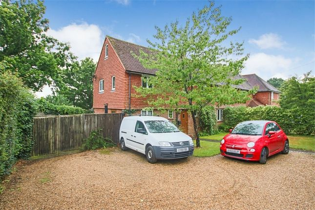 Semi-detached house for sale in Ludwells Farm Cottage, Spode Lane, Cowden, Kent