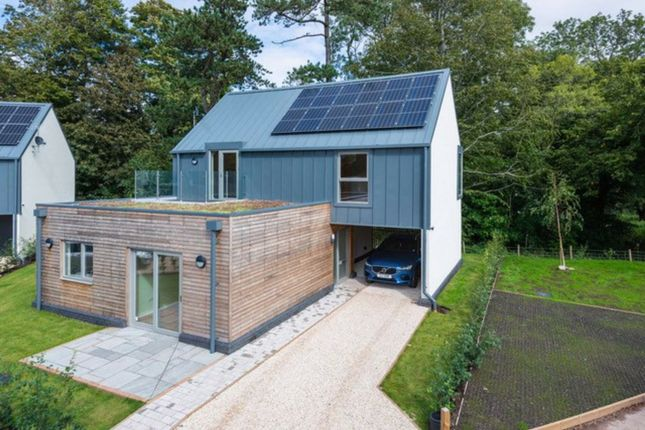 Thumbnail Detached house for sale in Great House Farm, Michaelston Road, Cardiff