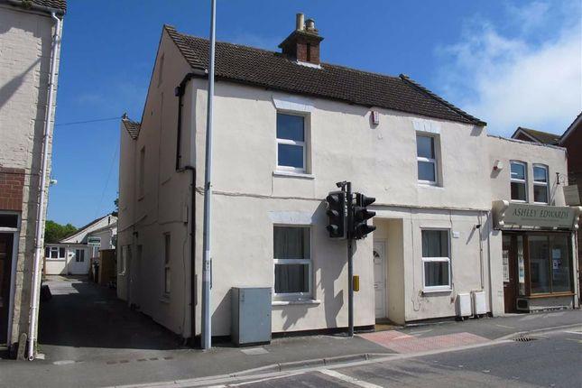 Thumbnail Flat to rent in Church Street, Highbridge, Somerset
