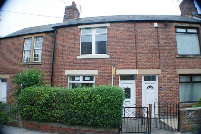 Thumbnail Terraced house to rent in Victoria Terrace, Prudhoe