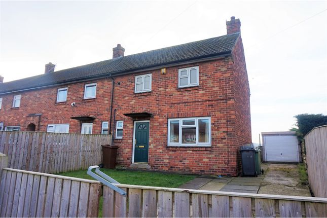 Thumbnail End terrace house for sale in Weston Drive, Otley