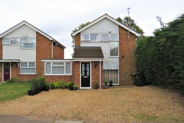 Thumbnail Link-detached house for sale in Bideford Green, Linslade, Leighton Buzzard