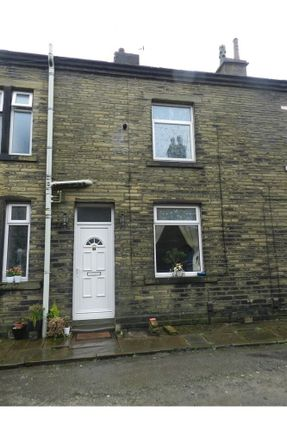 Thumbnail Terraced house to rent in Napier Street, Queensbury, Bradford