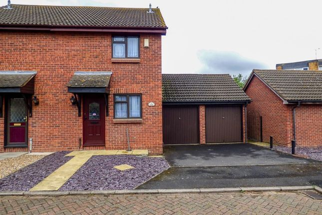 Thumbnail Semi-detached house for sale in Campion Close, Northfleet, Gravesend