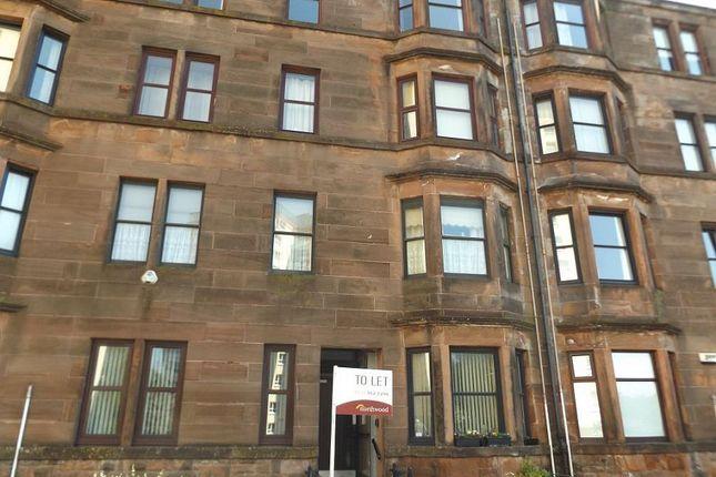 Thumbnail Flat to rent in Scott Street, Clydebank