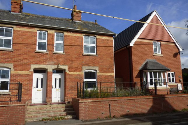 Thumbnail Semi-detached house to rent in Challow Road, Wantage