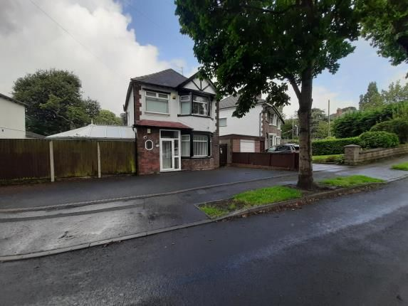 Thumbnail Detached house for sale in Woodburn Boulevard, Wirral, Merseyside