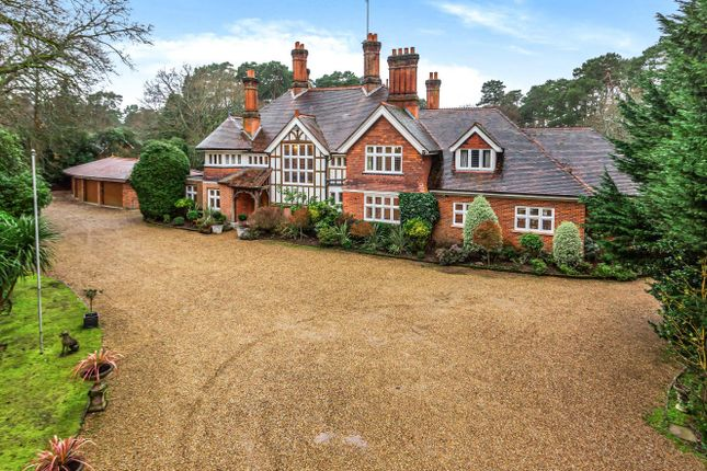 Thumbnail Detached house to rent in Kings Ride, Ascot, Berkshire