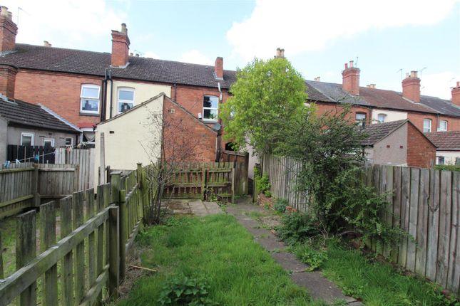 N Garden of Nicholls Street, Stoke, Coventry CV2