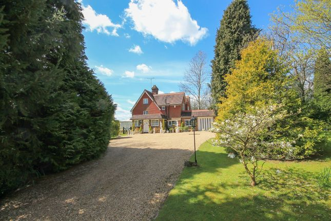 Thumbnail Detached house for sale in London Road, Forest Row