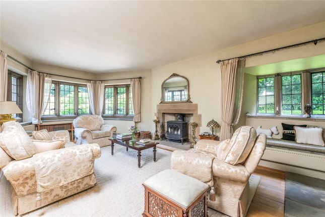 Morning Room of Waddington, Clitheroe, Lancashire BB7