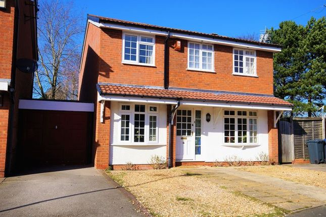 Thumbnail Detached house for sale in Sparrey Drive, Bournville, Birmingham