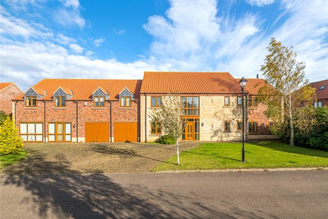 Detached house for sale in Mareham Lane, Sleaford, Lincolnshire