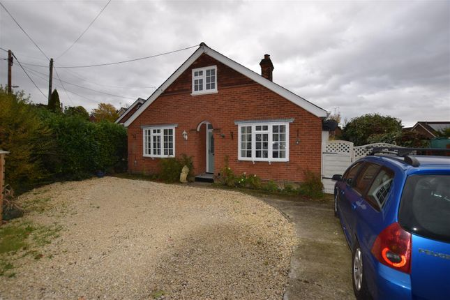 Thumbnail Detached bungalow to rent in Middlefield, Halstead
