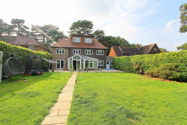 Thumbnail Detached house for sale in Rickman Hill, Chipstead, Coulsdon