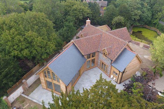 Aerial 4 of Chishill Road, Heydon, Royston SG8