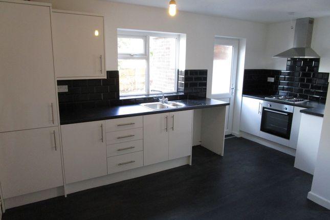 Kitchen of Storey Street, Swinton, Mexborough S64