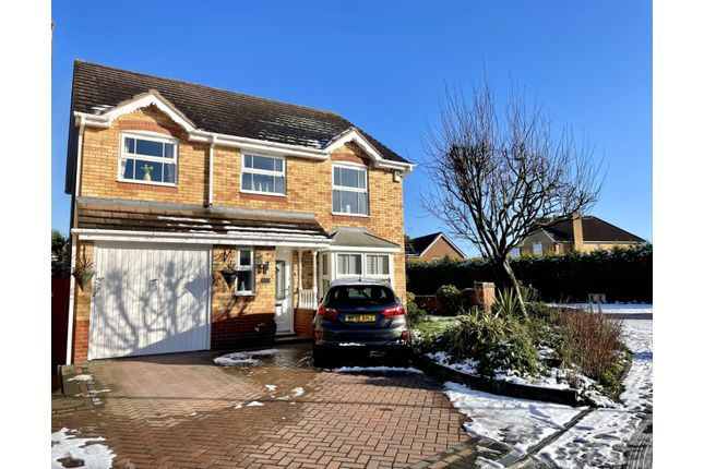 4 bed detached house for sale in Kelway, Coventry CV3