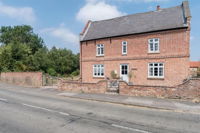 Thumbnail Farmhouse for sale in Westhorpe, Willoughby On The Wolds, Loughborough