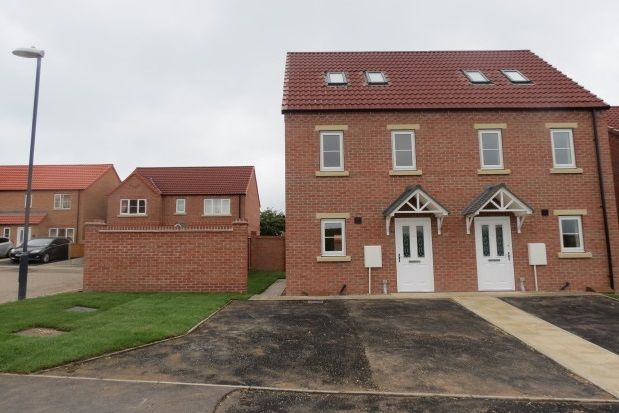 Thumbnail Semi-detached house to rent in Shepherds Hill, Pickering