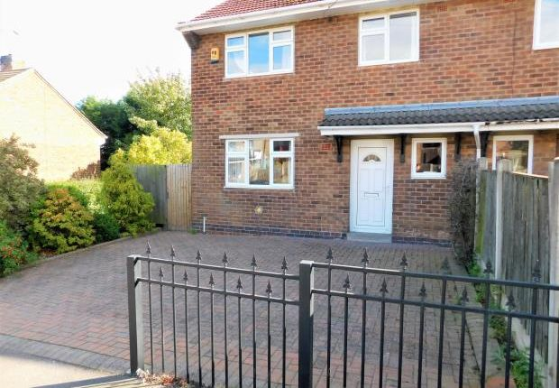 Thumbnail Semi-detached house to rent in Windermere Avenue, Ilkeston