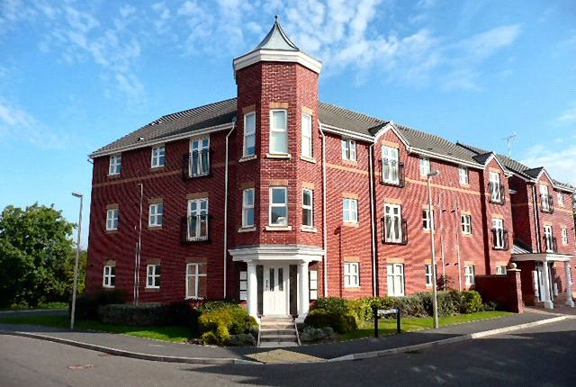 Thumbnail Flat for sale in Stanyer Court, Nantwich, Cheshire