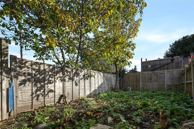 Garden of Friendly Street, Deptford, London SE8