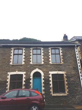 Thumbnail Property to rent in Commercial Road, Aberbeeg, Abertillery